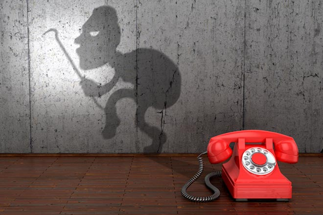 How to avoid telephone call scams