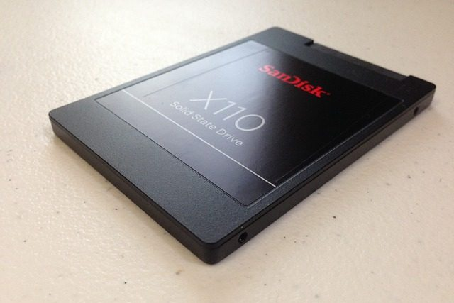SSD: Solid State Drive