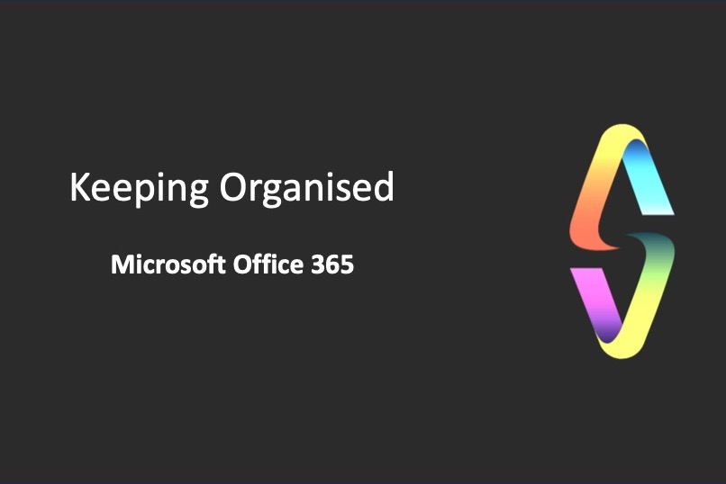 keeping organised with OneNote